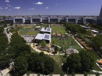 Discovery Green Welcome Event image