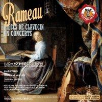 RAMEAU - Pièces de Clavecin en Concerts LIVESTREAM image