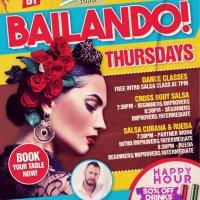 Salsa Classes On Thursdays at Bar Salsa Soho image