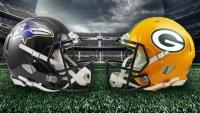 Packers vs Ravens $56.00 Round Trip Shuttle to Ravens Stadium image