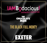 Exeter Charity Dinner & Show w/ The Black Full Monty AKA The Chocolate Men image