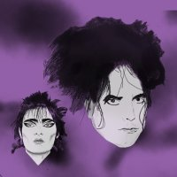 The Story Of Goth - The Cureheads (Cure Tribute) & Siouxsie & The Budgees (Siouxsie Tribute) image