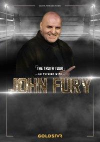 "John Fury ""The Truth"" Blackpool image"
