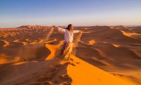 The Sahara Meditation & Joy of Movement Retreat 2022 image