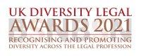 UK Diversity Legal Awards 2021 - Table/Individual bookings image