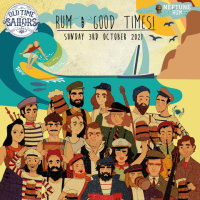 Rum & Good Times! ft. the Old Time Sailors image