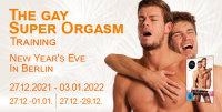 The Gay Super Orgasm - Training image