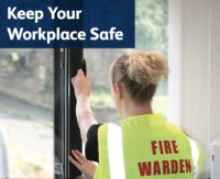 Workplace Fire Warden/Marshall Training image