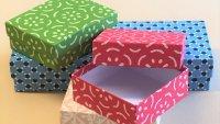 Christmas Gift Boxes with Ursula Jeakins - £40 image