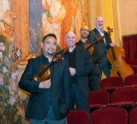 Berkeley Chamber Performances presents the Alexander String Quartet image