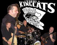 Band Night with The Kingcats image