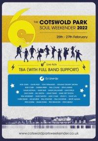 The Cotswold Park Soul Weekender 2022 image
