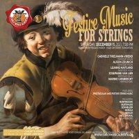 Festive Music for Strings LIVESTREAM image