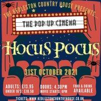 Hocus Pocus: Pop Up Cinema at The Kedleston image