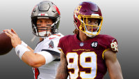 Buccaneers vs WFT Round Trip Shuttle from Germantown, MD to FedEX Field image