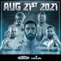 247 FC: Flood City Fight Night image