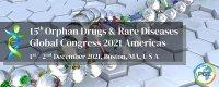 15th Orphan Drugs & Rare Diseases Global Congress 2021 Americas - East Coast image