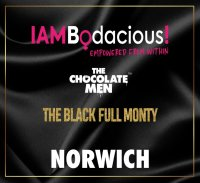 Norwich Charity Dinner & Show w/ The Black Full Monty AKA The Chocolate Men image
