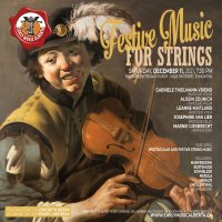 Festive Music for Strings IN PERSON image