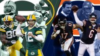 Packers vs Bears $56.00 Round Trip Shuttle from Naperville to Soldiers Field image