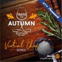 TASTE OF AUTUMN - Virtual Chef Series image